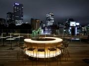 東京ガーデンテラス紀尾井町にビアガーデン 100坪のルーフトップバーを解放