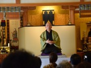 赤坂の常國寺で今年も落語会 例年よりも「怖い」怪談を予定