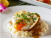 ANAインターコンチでハワイフェア料理 現地シェフのレシピを採用