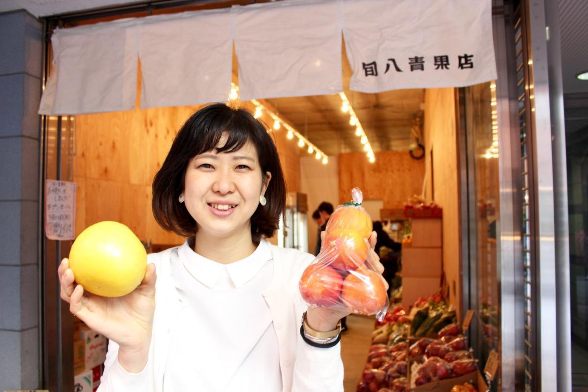 スタッフの工藤千恵さん