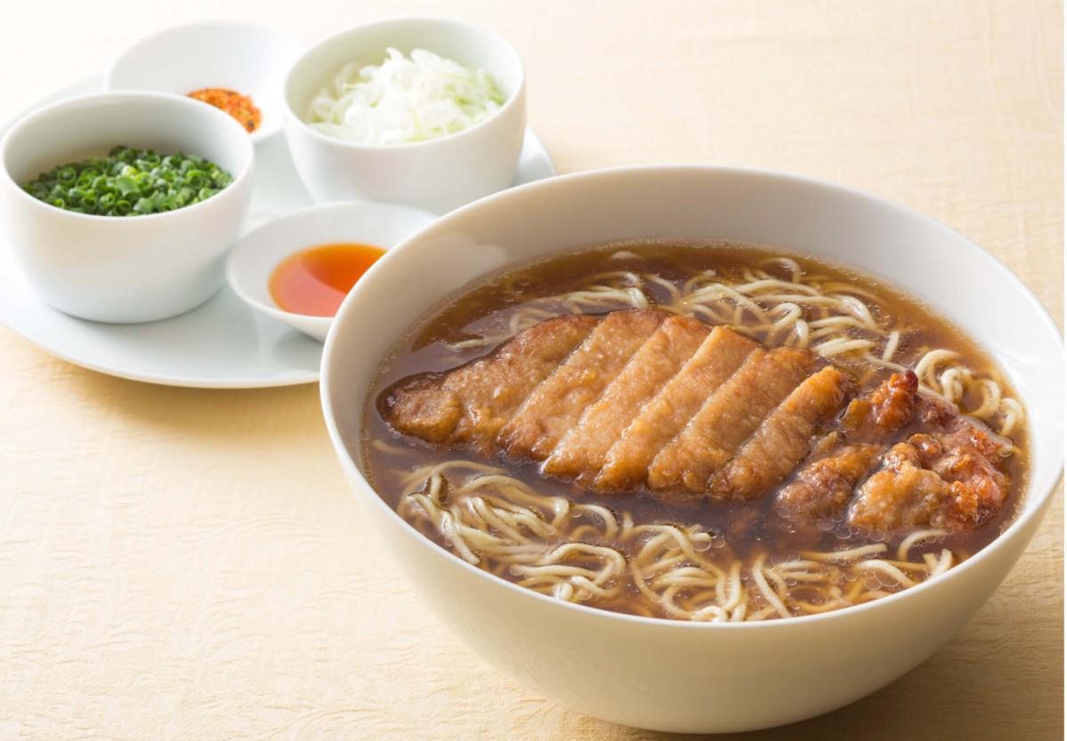 ザ・キャピトルホテル 東急の名物メニュー「パーコー麺」
