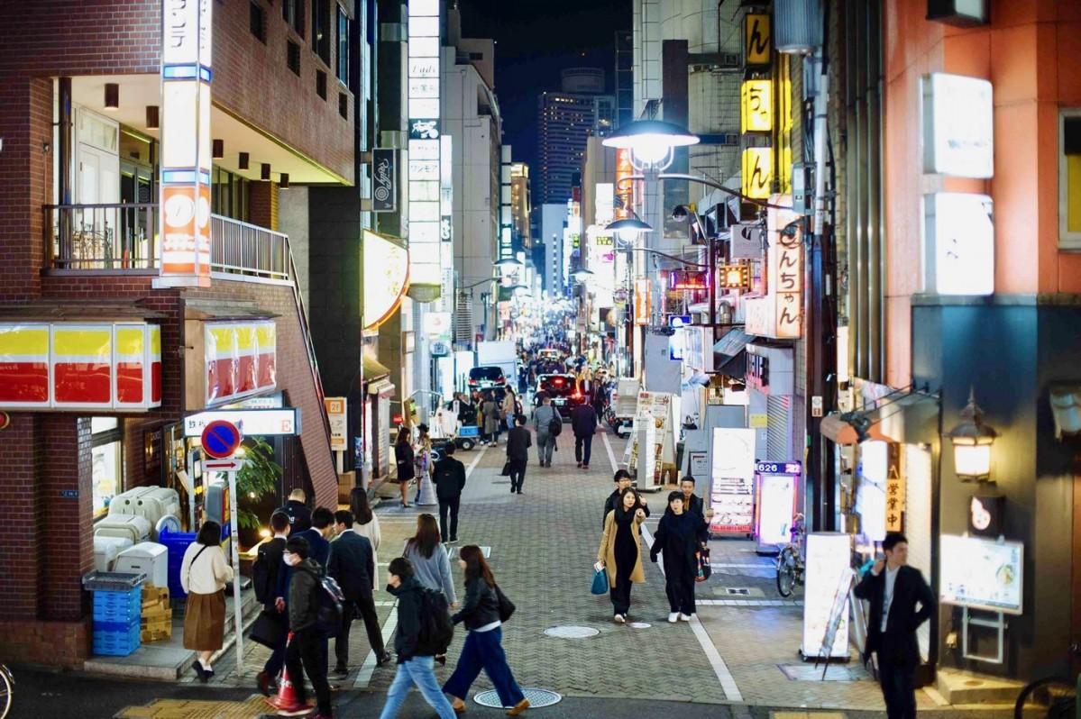 イベントが開催される赤坂2丁目エリア
