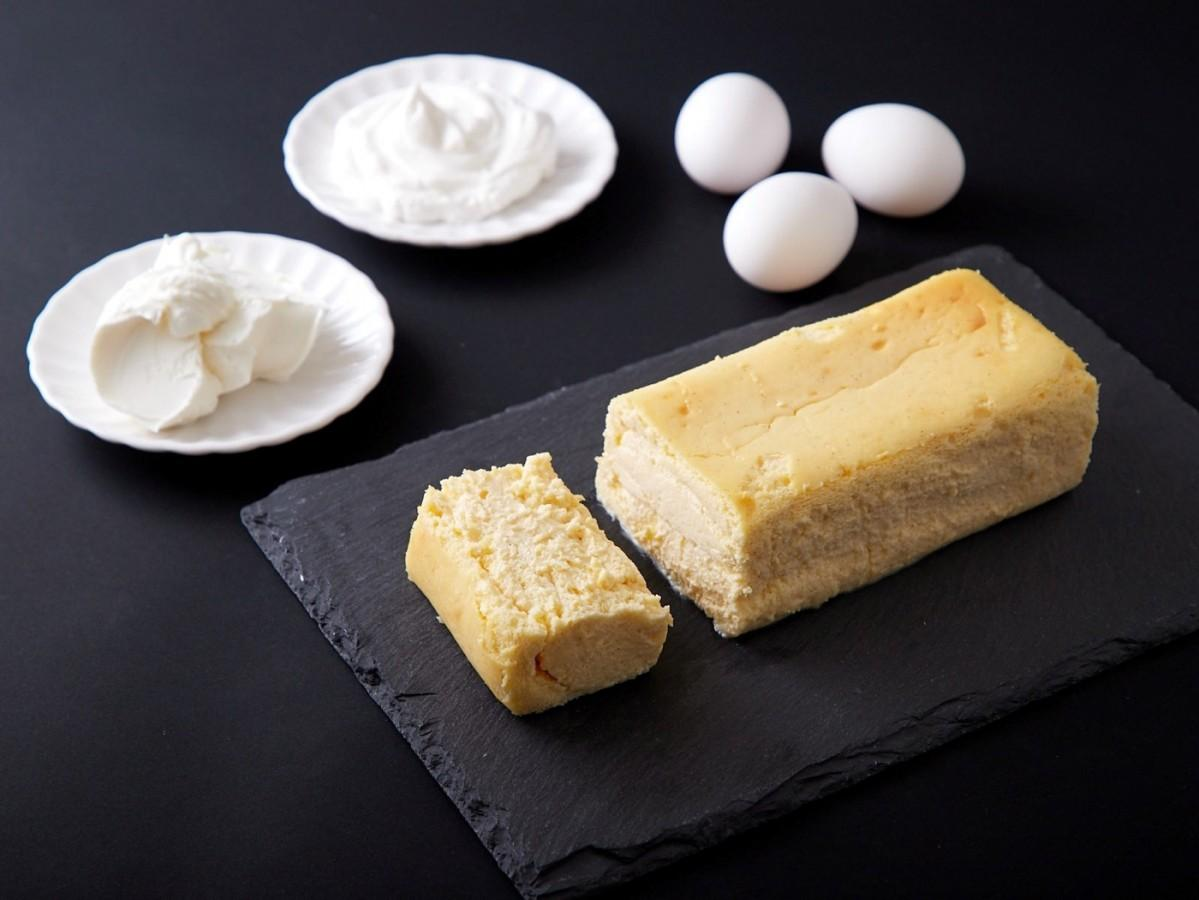 「テリーヌチーズケーキ」