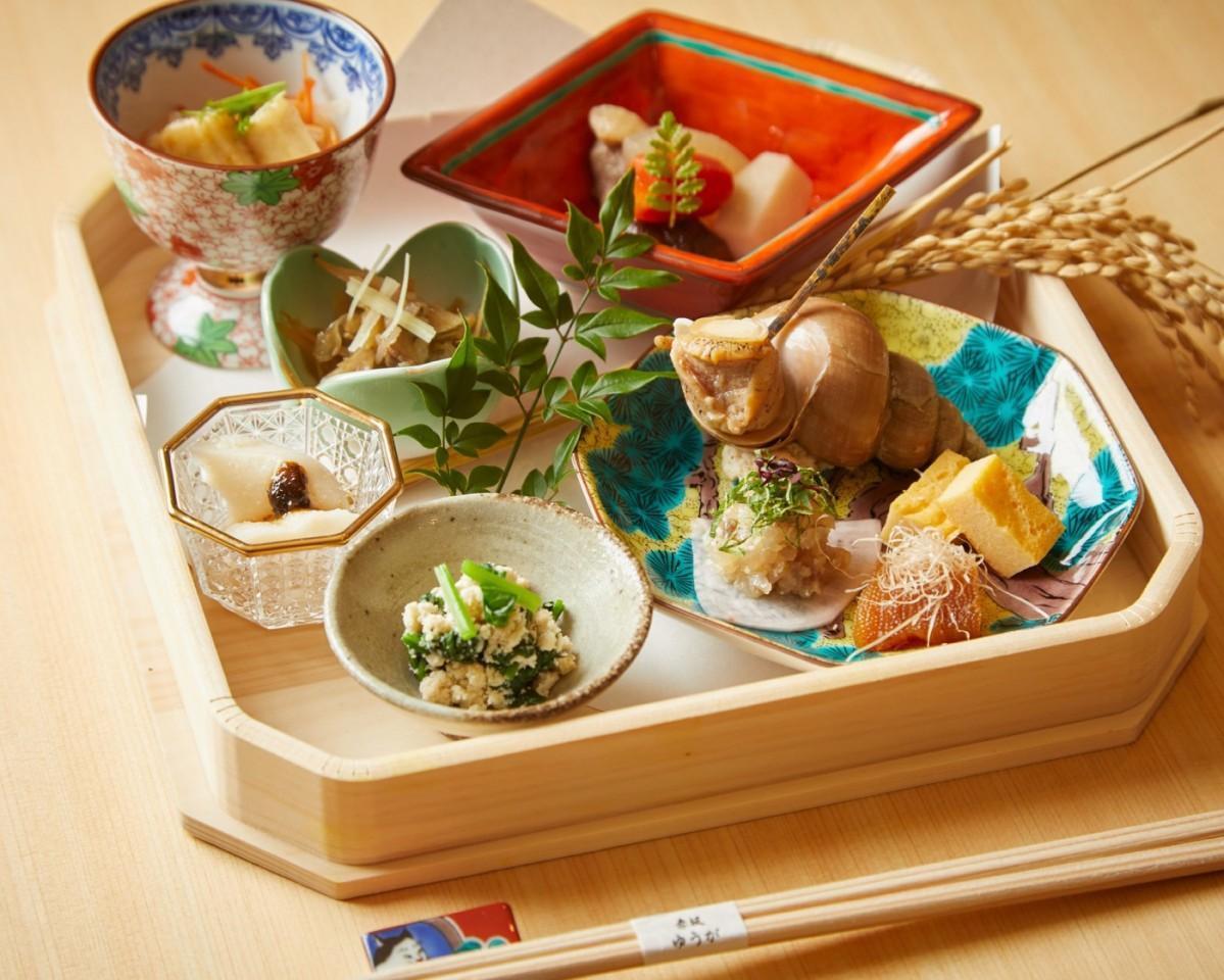 「和」をテーマにした創作料理を提供する同店
