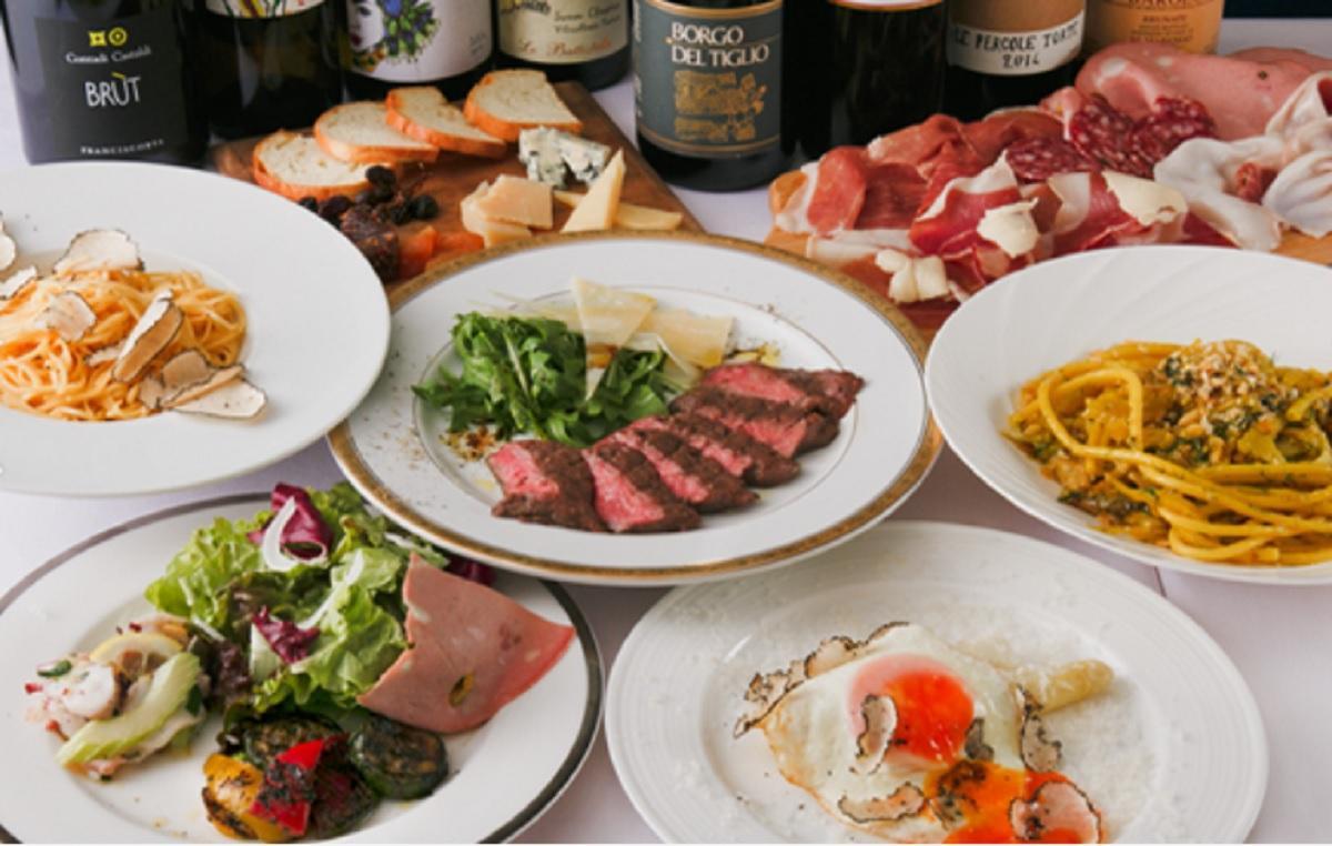 同店で提供するイタリア郷土料理