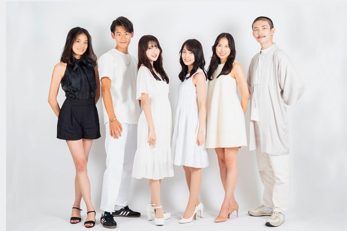 「ソフィアンズコンテスト」出場候補者6人