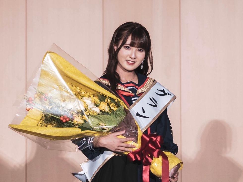 グランプリを受賞した吉開優姫さん