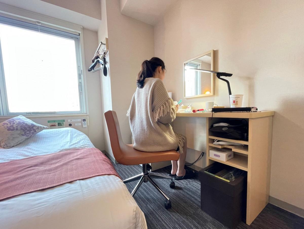 同プランで用意する部屋では朝食を部屋でとることも可能