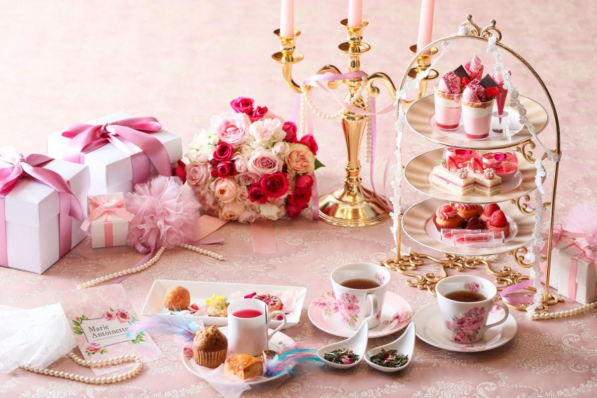 「Princess Afternoon Tea~マリーアントワネット~」(イメージ)