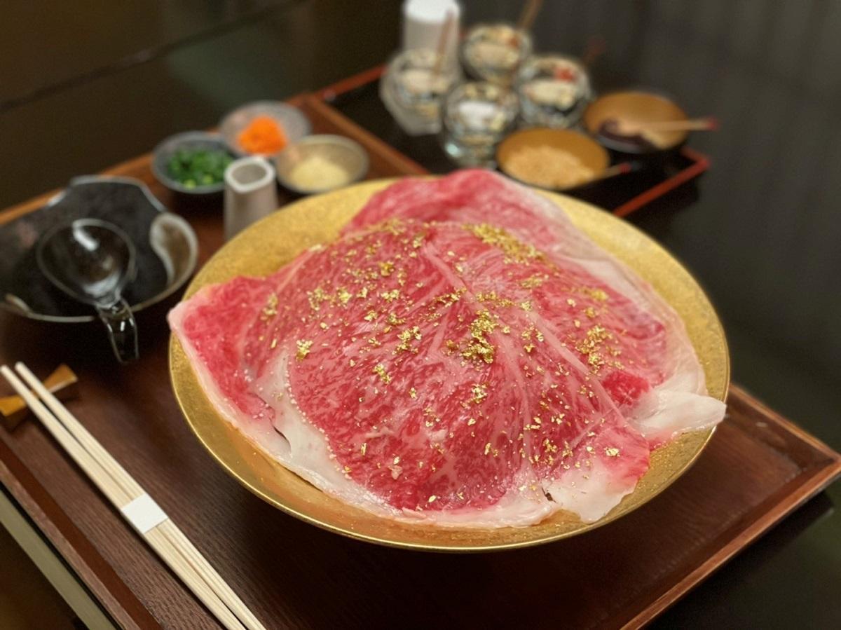 「A5松阪牛サーロインラーメン」