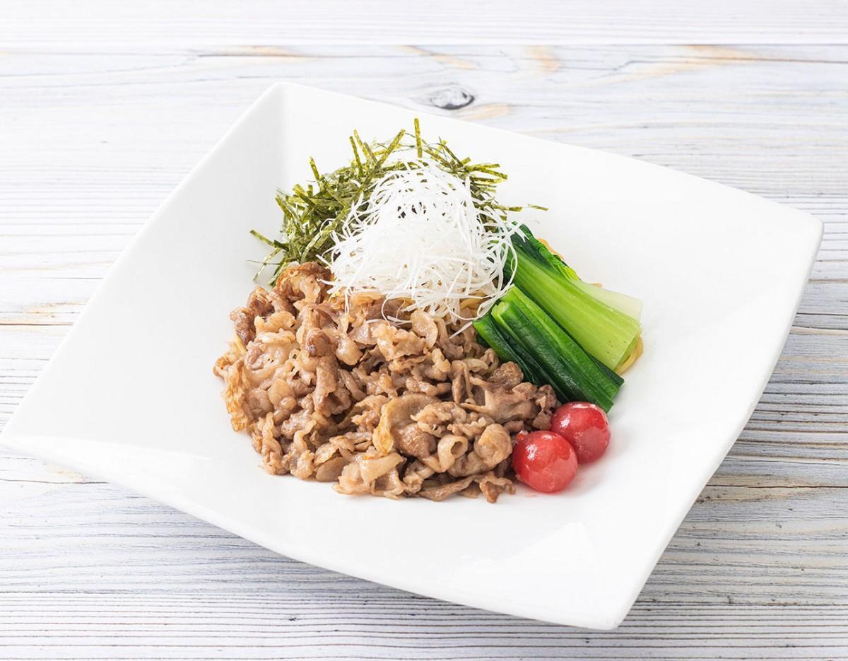 新作の「スクエア風拌(バン)麺」