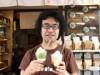 赤坂のコーヒー豆専門店「豆虎」がかき氷 コーヒーと抹茶の2種類を提供