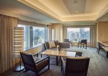 ザ・キャピトルホテル東急が10周年企画 10万円のくじ引き付きスイートルーム