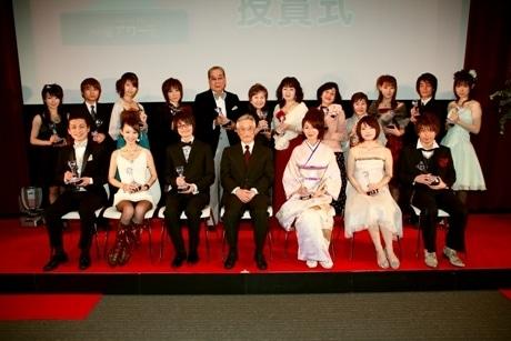 ©2006 Seiyu Awards. All Rights Reserved.<br>画像は受賞者ら
