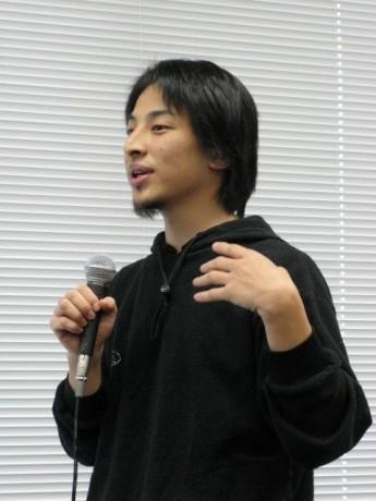 画像=西村博之さん