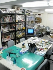 アキバにレンタル・プラモ製作スペース-1時間500円で工具付き