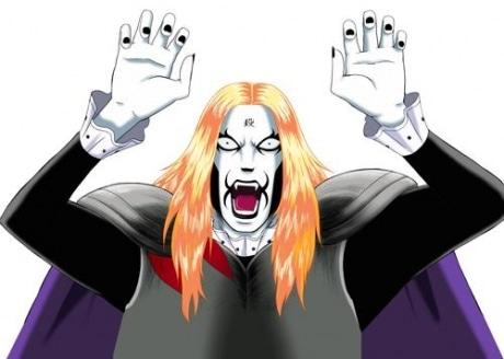 ©2008アニメ「デトロイト・メタル・シティ」製作委員会