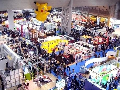 ©TAF2007 画像=「東京国際アニメフェア2007」のようす