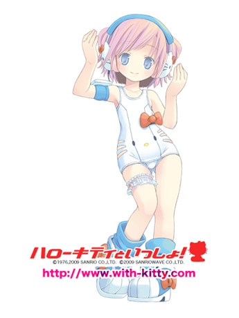 ©1976,2009.SANRIO CO.,LTD. ©2009 SANRIOWAVE CO.,LTD.