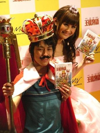 画像=左:陶山さん、右:椿姫さん