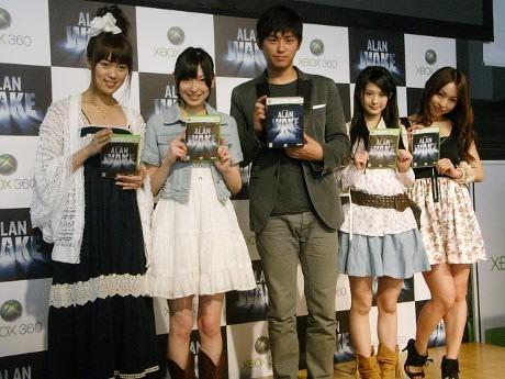 画像=米沢さん、大矢さん、賀集さん、小木曽さん、大堀さん