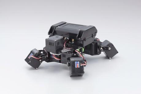 画像=KONDO ANIMAL カメ型ロボット01