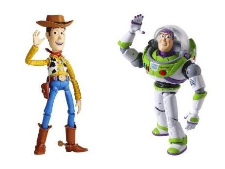 ©Disney/Pixar 画像:左=ウッディ、右=バズ