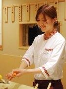 秋葉原に女性が握る「なでしこ寿司」-出店から1カ月、話題広がる