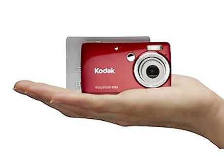 画像=Kodak easyshare「MINI」デジタルカメラ(M200)