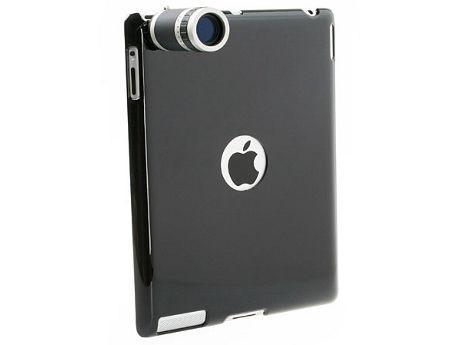 モバイルフォンテレスコープ for iPad 2 装着イメージ