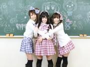 付け八重歯アイドル「TYB48」デビュー、秋葉原でライブイベントも