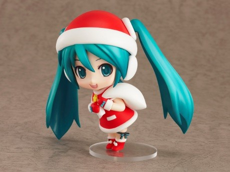 グッスマくじ 初音ミク 2012 Winter Ver. B賞 ねんどろいど 初音ミク サンタVer. ©Crypton Future Media, Inc. www.piapro.net Design by SEGA