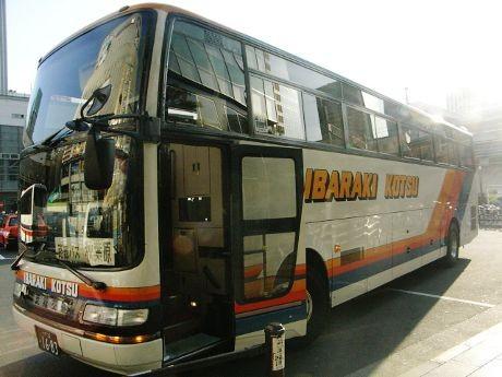 茨城交通バスイメージ