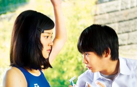 映画「スイートプールサイド」 ©2014松竹株式会社