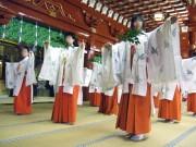 神田明神「巫女さん入門講座」、今年も開講へ-日本女性の豊かな情操を養成