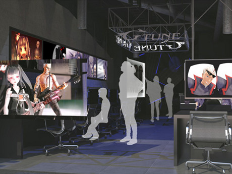 新しい「G-Tune:Grage秋葉原店」イメージ