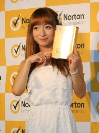 子どもの安全なインターネット利用に関するオンライン調査の発表会にゲストとして登場した辻希美さん