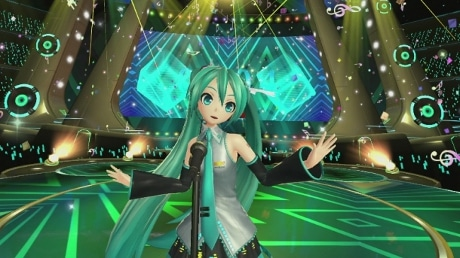 © SEGA / © Crypton Future Media, INC. www.piapro.net