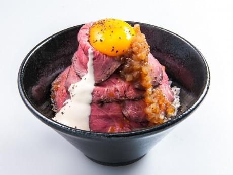 トルネードローストビーフ丼(1,200円)