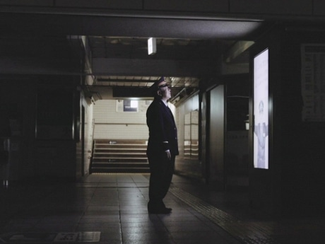 「THE LAST TRAIN」ワンシーン