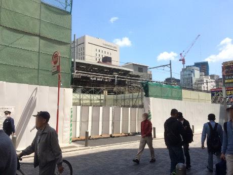 駅隣接・JR東日本秋葉原ビル跡に「ホテルメッツ秋葉原」着工へ