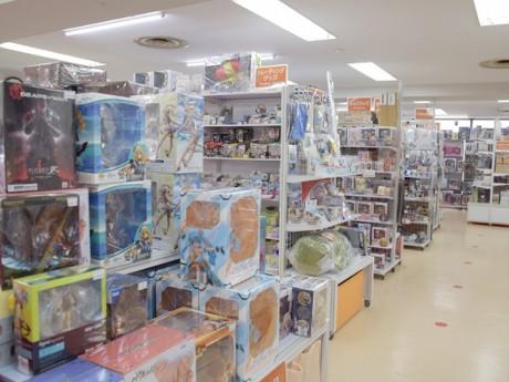「あみあみ秋葉原ラジオ会館店」店内イメージ