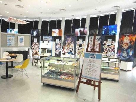 「東京アニメセンター」営業時の様子