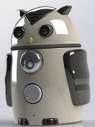 ヨドバシAkibaにフクロウ型ガイドロボット 商品提案で接客支援