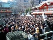 神田明神で新年祝う正月行事