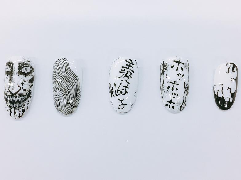 「淵 -主役は私よ ver」 伊藤潤二/朝日新聞出版・伊藤潤二『コレクション』製作委員会