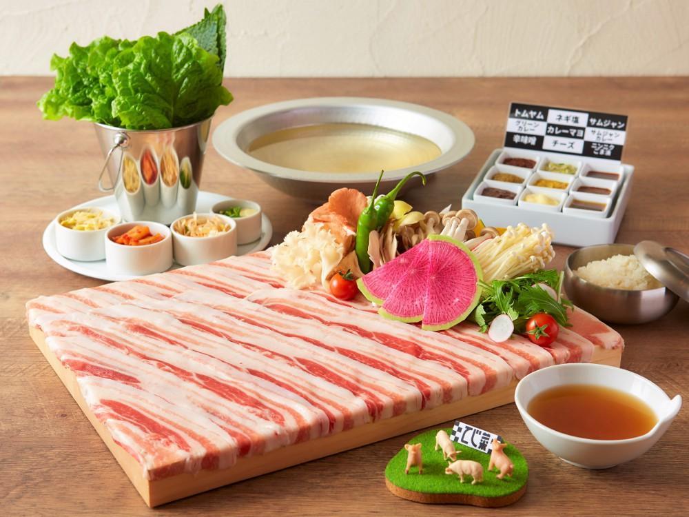 秋葉原に創作韓国料理店 主力は「しゃぶギョプサル」