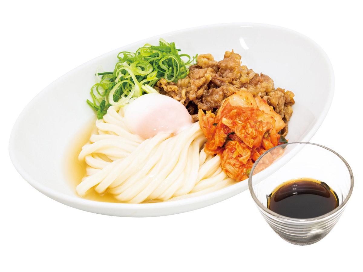 「SPA!酢っぱ!冷麺うどん」