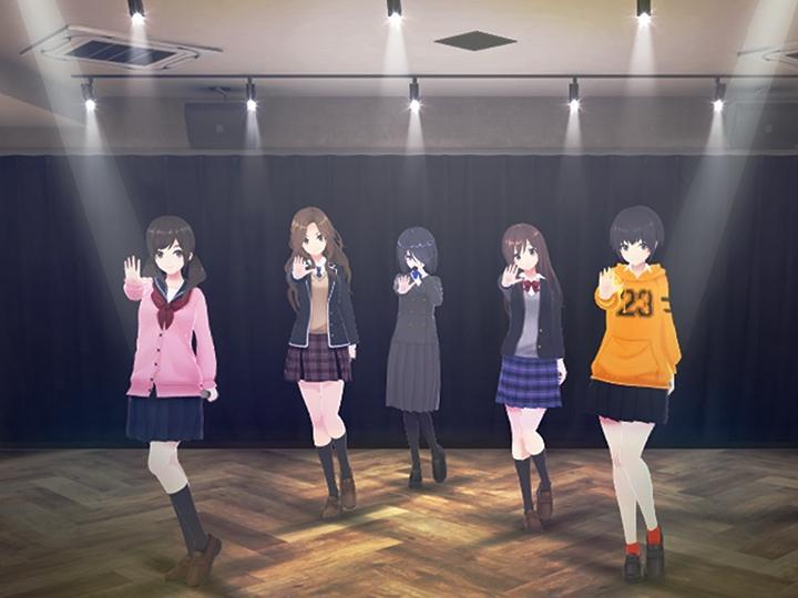 VRアイドルユニット「えのぐ」