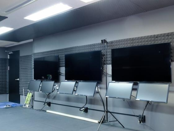 「BitStar Akihabara Lab」内「α Studio」
